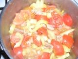 Guláš na zelenine