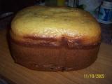 Slivkový koláč z domácej pekárne