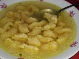 Krupicove knedlicky  do polievky