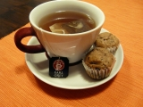 Mini - muffiny s kúskami čokolády