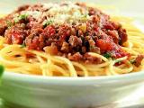 Bolognesse spaghetti