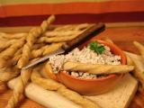 Chlebové tyčinky s rascou /Chlebové tyčinky s kmínem