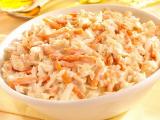 Coleslaw šalát jednoduchý