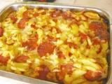 Francúzske zemiaky s kyslou kapustou