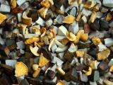 Hubová omáčka z čerstvých húb /Houbová omáčka z čerstvých šumavských hub