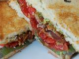 Jalapeno cheedar sandwich