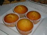 Muffiny s jahodovou príchuťou/Muffiny s jahodovou příchutí