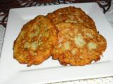 Placičky zo zemiakov a cukety