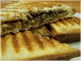 Šošovicová náplň do sendvičov