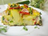Španielska zemiaková omeleta