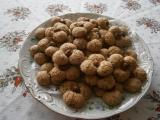 Trojlístky z orechov