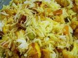 Vegetarianske Biryani