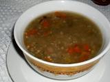 Zeleninová polievka bez tuku /Zeleninová polévka bez tuku