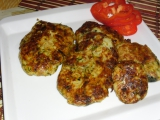 Zeleninové placičky s masem