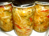Zeleninový šalát