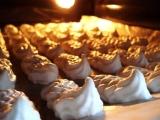 Bielkové tyčinky s čokoládovou plnkou