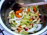 Bravčové na zelenine