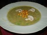 Brokolicová polievka so šampiónami