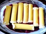 Cannelloni s višňami