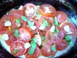 Cesnakové paradajky