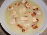 Chutna cesnakova polievka