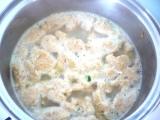 Cibuľová polievka s drožďovými haluštičkami