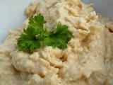 Cícerový šalát a hummus