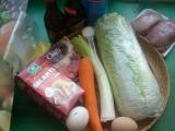 Čínska ostrokyslá polievka - moja imitácia