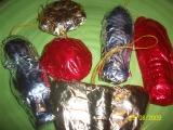 Čokoláda - kolekcia na vianočný stromček