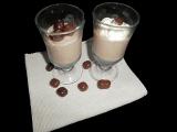 Čokoládovo-kokosová pena