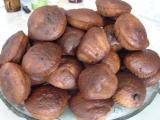 Čokoládovo-ovocné mafiny