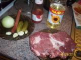 Debrecínske bravčové mäso