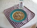 Držková polievka – vývar (Flaki)