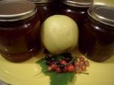 Džem z čiernch ríbezlí a jabĺk  / Marmeláda z rybízu a jablek