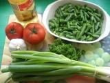 Fazuľky s paradajkami