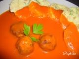 Iljušina paradajková omáčka