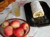 Jablková roláda