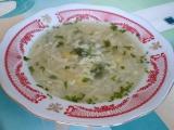 Kalerábová polievka