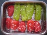 Koláč s paprikou
