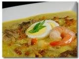 Laksa polievka