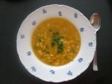 Maďarská hrášková polievka