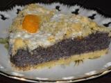 Makový koláč ako torta