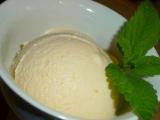Mandarinková zmrzlina