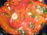 Marinovana pecena paprika