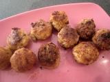 Mäsové guľky v špenátovej omáčke