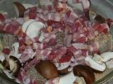 Morčacie knedličky v pekáči