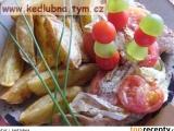 Morčacie s camembertom