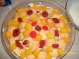 Nepecena ovocna torta