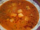 Obyčajná zemiaková polievka