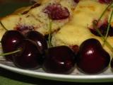 Olejová čerešňová bublanina